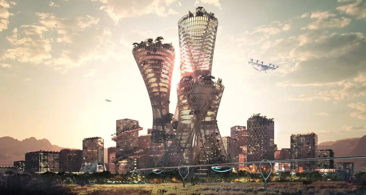 Marc Lore plans to build utopian city called Telosa somewhere in the desert